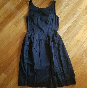 Kate spade Sonja dress. Navy. Sz 6 NWT